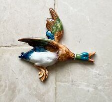 More details for beswick flying mallard duck wall plaque 596/1 vgc