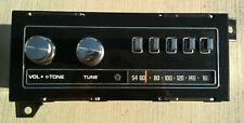 Vintage Chrysler Push-Button AM Radio, Mopar 4048861