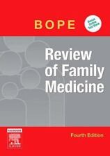 Review of Family Medicine: Text with Online Testbank-ExLibrary