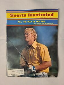 March 8 1971 ~ Sports Illustrated Magazine ~ Jack Nicklaus on the cover