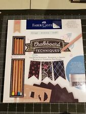 Faber-castell Chalkboard techniques memory design kit - pencil