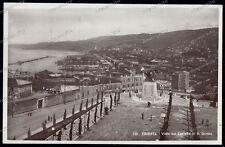 AK-Trieste-Triest-Friaul-Julisch Venetien-via Gallina-um 1930-Italia-italien
