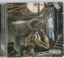 GZR, Ohmwork; 10 track CD (Parental Advisory Explicit Content)