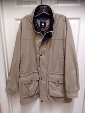 Roundtree & Yorke Outdoors Medium Men's Tan Jacket