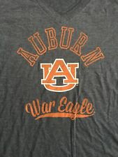 New No Tags University of Auburn Womens T Shirt Size XL War Eagle University T