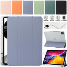 """For iPad Air 4th 10.9"""" 2020 Case 10.2"""" 8th 7th/Pro 11/Mini 5 Smart Leather Cover"""