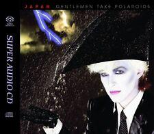 Japan - Gentlemen Take Polaroids (Hybrid-SACD) [New SACD] Hybrid SACD, Hong Kong