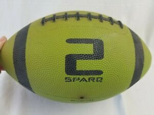 Rare Nike Sparq 2kg, 4 pounds weighted Training Football green used