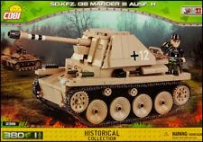 COBI Sd.Kfz.138 Marder III Ausf.H (2381) - 380 elem. - WWII German SPG