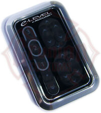 Countersunk AccuAir eLevel Touchpad Control Bezel Mount Polished Billet Air Ride