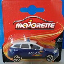 1/57 VOLVO XC60 POLICIA NACIONAL MAJORETTE COCHE DE METAL ESCALA COLECCION CAST