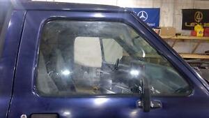 NAGD Driver//Left Side Front Door Window Glass Replacement for Ford Bronco II 2 Door Utility 1983-1988