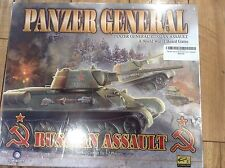 Panzer General Russian Assault Board Game New (Sealed) Out of Print