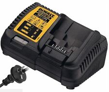 DeWalt DCB115-XE 220V Charger for DCBxxx 10.8V 12VMax 14.4V 18V 20VMax Battery