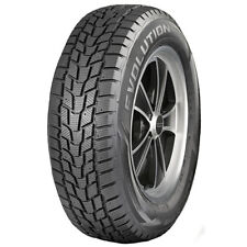 1 New Cooper Evolution Winter  - 215/55r17 Tires 2155517 215 55 17
