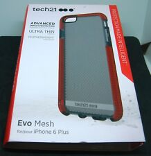 TECH21 EVO MESH BAND FOR IPHONE 6 OR 6S PLUS ULTRA THIN FEATHERWEIGHT NIB