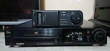SONY SLV-474 VIDEOREGISTRATORE VHS 4 TESTINE CON TELECOMANDO ORIGINALE