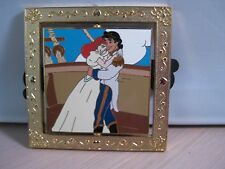 Disney Shopping Wedding Princess Ariel Spinner Pin LE 100 Little Mermaid