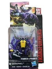 TRANSFORMERS Hasbro Power Of The Primes Skrapnel