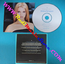 CD Singolo Jessica Simpson 4 Sweet Kisses from XPCD1243 UK 2000 CARDSLEEVE(S28)