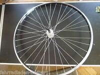 neues 28 elan hinterrad für rennräder mit schwarzer chrinafelge + schnellspanner