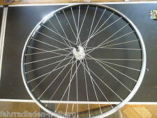 new 28 elan rear wheel for road bikes with black chrina rim + quick release