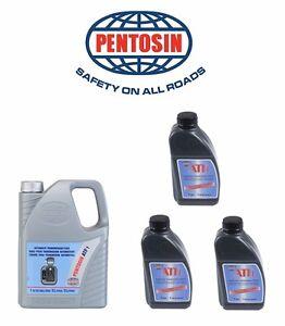 8 Liter Pentosin ATF1 Automatic Transmission oil Fluid ATF for Jaguar Land Rover