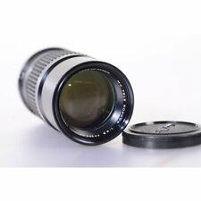 Minolta MC Rokkor-PE 4,5/200 Teleobjektiv - 200mm F/4.5 Tele Lens Rokkor PE
