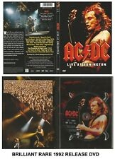 AC/DC - Very Best Greatest Hits Live - RARE 2003 Release Heavy Rock & Roll DVD