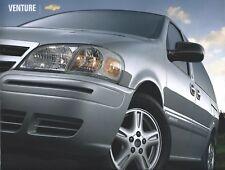 Auto Brochure - Chevrolet - Venture - c2004 - Minvan (A1262)