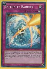 3x YuGiOh CT09-EN023 Infernity Barrier Super Rare Promo Card
