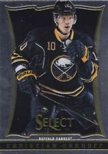 2013-14 PANINI SELECT HOCKEY CHRISTIAN EHRHOFF CARD #115