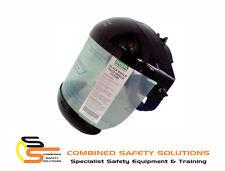 MSA Black Eagle Complete Visor Clear Face Shield 227500CL
