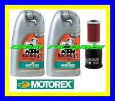 Kit Tagliando KTM 640 LC4 RALLY DAKAR 97 Filtro Olio MOTOREX Racing 20W/60 1997