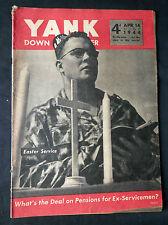 YANK Down Under Magazine  April 14,1944  Esther Williams
