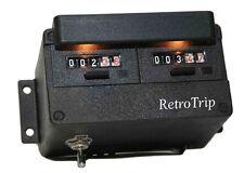 Retro Trip 2 Retrotrip Brantz Wegstreckenzähler Tripmaster / Halda