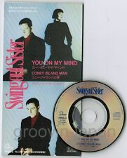"SWING OUT SISTER You On My Mind /Coney Island Man JAPAN 3"" CD PPDS-2 Free S&H/PP"