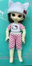 FairyLand BJD PukiPuki Pukisha White Skin Legit with Outfits Shoes Wigs