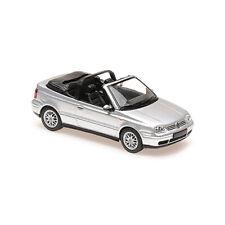 Maxichamps 940058331 VW Golf IV Cabriolet silberMaßstab 1:43 Modellauto NEU!°