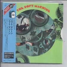 The SOFT MACHINE same JAPAN mini lp cd gimmick-cover papersleeve UICY-9687
