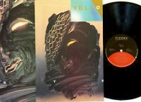 Yello – Stella Vinyl LP 1985 Elektra Records Original Australian issue 60401-1