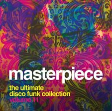 Masterpiece Vol. 11 - The ultimate disco funk collection  new cd
