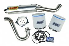 Sparks Racing Stage 1 Power Kit Ss Big Core Exhaust Yamaha Yfz450r