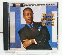 MC Hammer Please Dont Hurt Em Music CD Old School Hip Hop 1990 BMG Version