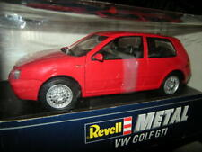 1:18 Revell VW Golf IV GTI rot/red in OVP