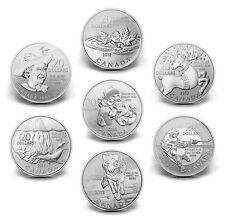 Canada $20 for $20 Fine Silver Commemorative Coins