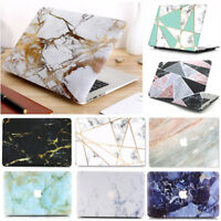 """Marble Griotte Matte Hard Case Shell for MacBook AIR PRO Retina 11"""" 12"""" 13"""" 15"""""""