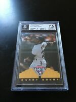 Barry Bonds 1997 Pinnacle All-Star FanFest Playing Cards BGS graded 7.5 RARE PSA