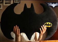 Batman Pillow Home Sofa Seat Chair Car Throw Cushion Cover Case Lumbar Support