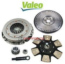 VALEO KING COBRA STAGE 3 CLUTCH KIT+HD FLYWHEEL 86-95 FORD MUSTANG GT LX 5.0L V8